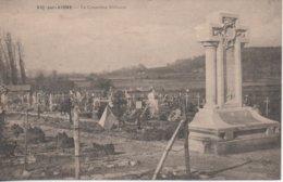Vic Sur Aisne Le Cimetiere Militaire - Vic Sur Aisne