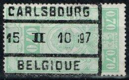 Belgique - CP - COB 242 - Oblitéré Carlsbourg Belgique - 1923-1941