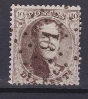 N° 14 B : 91 COUILLET - 1863-1864 Medallones (13/16)