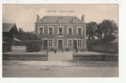 LANDEAN - L'ECOLE ET LA MAIRIE - 35 - France