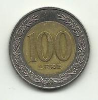2000 - Albania 100 Leke - Albanie