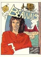 SALON CARTES POSTALES - 60 BEAUVAIS (17/11/1985) 7 ème Salon De La Carte Postale ( Cartophil' Oise ) CPM Grand Format - Borse E Saloni Del Collezionismo