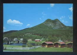 Noruega. Gol. *Hallingdal Valley* Foto: Normann. Nueva. - Noruega