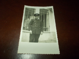 B743  Foto Militare Cm13,5x9 Residui Colla Al Retro - Foto