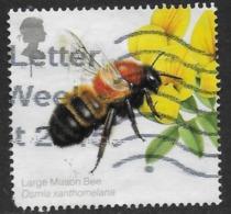 GROSSBRITANNIEN GRANDE BRETAGNE GB 2015 BEES:BILBERRY BUMBLEBEE £1.52 FALT DENT SG 3740 MI 3472 YT 4190 SC 3421 - 1952-.... (Elizabeth II)