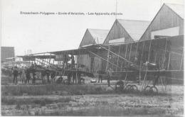 Brasschaet-Polygone. Ecole D'Aviation, Les Appareils D'Ecole. - Brasschaat