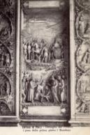 Pavia - Lotto 3 Cartoline PRONAO POSA I° PIETRA (BAMBAJA) E FUNERALE A GALEAZZO VISCONTI (BRIOSCO), LAVABO MONACI - R20- - Sculture