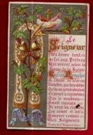 Image Pieuse Religieuse Holy Card Ed Bouasse Jeune 454 Collection Séraphique P.P. Franciscains De L'Observance - Santini