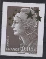 Yvert 4662B ** 0,05 € Bistre-noir - Frankrijk