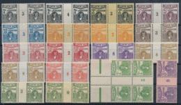 N-589: TUNISIE: Lot Avec MILLESIMES** Taxes 37/ 49** (2 Ou 3*) - Impuestos