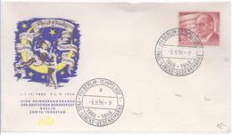 AK-div.29- 485 -  Berlin West - Paul Linke - Gedenkmarke  Zum Gedenktag Lo. Jähriger Geburtstag  M. SStpl - Briefe U. Dokumente