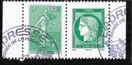Yvert 4908/9 Paar Gestempelt - Frankrijk