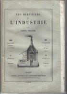 """Livre Ancien Rare Sur """" L'Industrie Du Sel , Du Soufre Et De L'Acide Sulfurique """"- Marais Salants , Fabrication Du Sel - Scienza"""