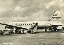 Aviation  Flughafen Hamburg - Aerodrome