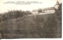 N°76076 -cpa Roumazières -canton De Chabanais- - France