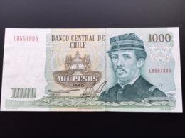 CHILE P154 1000 PESOS 1980 UNC - Chile
