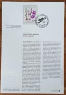 FDC Sur Document - YT N°2768 - NATURE DE FRANCE / FLEURS DES ZONES HUMIDES - 1992 - 1990-1999