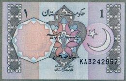 Pakistan 1983 1 Rupee  UNC Neuf  Perfect - Pakistan