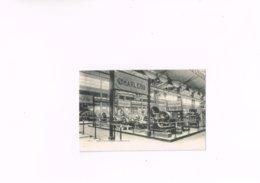 Charleroi Ateliers De Constructions électriques De Charleroi Désiré Van Dantzig Et Fils Bruxl,carte Postale Publicité. - Charleroi