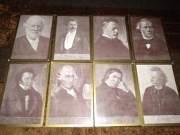 """18 Portuguese Pocket Collection Calendar,Calendário De Colecção"""" Beethovem, Schubert, Mozart, Strauss, Joaquim, Bach..."""" - Formato Piccolo : 1981-90"""