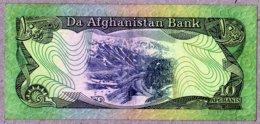 Afghanistan 1993 10 Afghanis UNC Neuf New   Perfect - Afghanistan