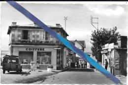 St Pair  - Rue De La Plage - Salon Coiffure  -non Circulé - Saint Pair Sur Mer