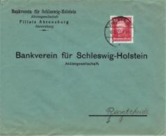 Deutsches Reich - Umschlag Echt Gelaufen / Cover Used (A921) - Deutschland