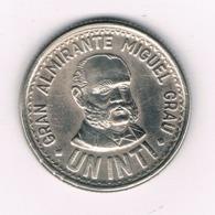 UN INTI 1986  PERU /8358/ - Peru