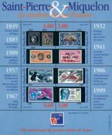 Ref. 50659 * NEW *  - ST. PIERRE AND MIQUELON . 1999. PHILEXFRANCE 99. INTERNATIONAL PHILATELIC EXHIBITION. PHILEXFRANCE - St.Pierre & Miquelon
