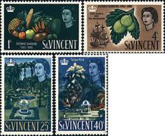 Ref. 93202 * NEW *  - ST. VINCENT . 1965. BICENTENARIO DEL JARDIN BOTANICO DE KINGSTOWN - St.Vincent (1979-...)