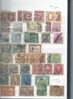 PORTUGAL : Petite Collection D'oblitérés Et Neufs ** Et * Dans Classeur 11 Pages. - Stamps