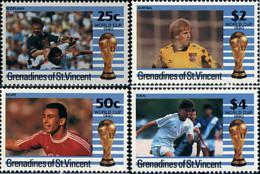 Ref. 45403 * NEW *  - ST. VINCENT AND THE GRENADINES . 1990. FOOTBALL WORLD CUP. ITALY-90. COPA DEL MUNDO DE FUTBOL. ITA - St.Vincent (1979-...)