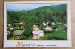 ARLES SUR TECH - Le Vallespir - Camping Caravaning ( 66 Pyrénées Orientales ) - Francia