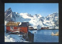 Noruega. Lofoten. *View Of...* Nueva. - Norvège