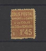 FRANCE.  YT  Colis Postaux   N° 96  Neuf *  1933 - Neufs