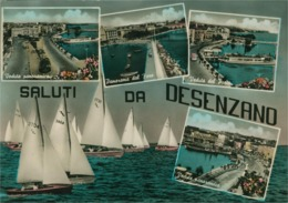 Italy - Saluti Da Desenzano - Brescia