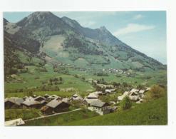 74 Haute Savoie - Vacheresse Hameau Le Villard - France