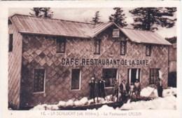 88 - Vosges - LA SCHLUCHT - Café Restaurant Hotel Cassin - France
