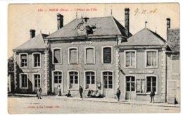 Orne NOCE L'Hôtel De Ville - France