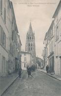 SAINTES - N° 22 - RUE SAINT-FRANCOIS ET CLOCHER SAINT-EUTORPE - Saintes