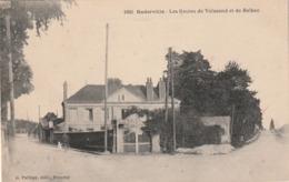 76 Goderville. Les Routes De Valmond Et De Bolbec - Goderville
