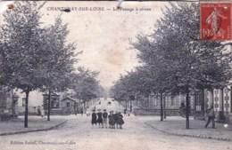 44 - CHANTENAY SUR LOIRE -  Le Passage A Niveau - France