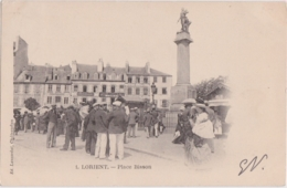 Bv - Cpa LORIENT - Place Bisson - Lorient