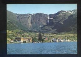 Noruega. Lofthus. *Hotel Ullensvang* Nueva. - Noruega