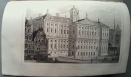 BELGIQUE HOLLANDE NEDERLAND HISTOIRE GEOGRAPHIE ECONOMIE 58 GRAVURES + CARTE 1844 - Livres, BD, Revues