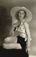 PHOTO POSTCARD Althea Henley - Mujeres Famosas