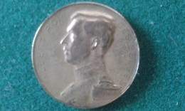 Campagne De 1914 Souvenier, 6 Gram (med351) - Pièces écrasées (Elongated Coins)