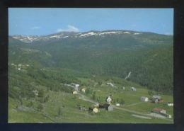 Noruega. Bykle. *Setesdal Valley* Nueva. - Noruega