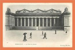 A239/573 33 BORDEAUX Palais De Justice - France