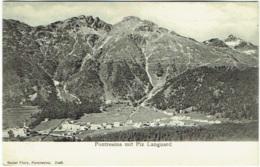 Pontresina Mit Piz Languard. - GR Graubünden